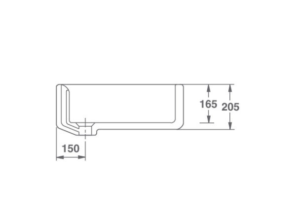 Arboles UK Belfast Sink belfast bs0300010 product assets2
