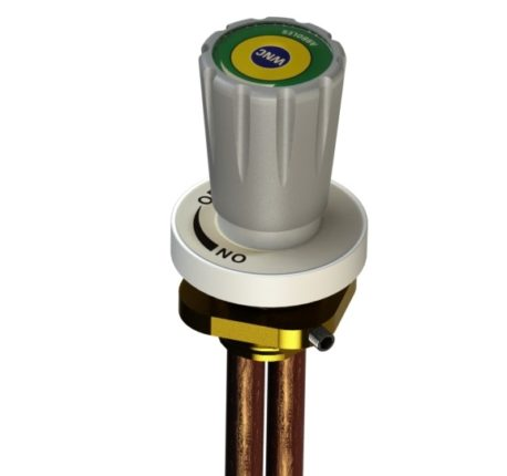 Arboles UK - Control Valve with Copper Tails - 801701CW-G