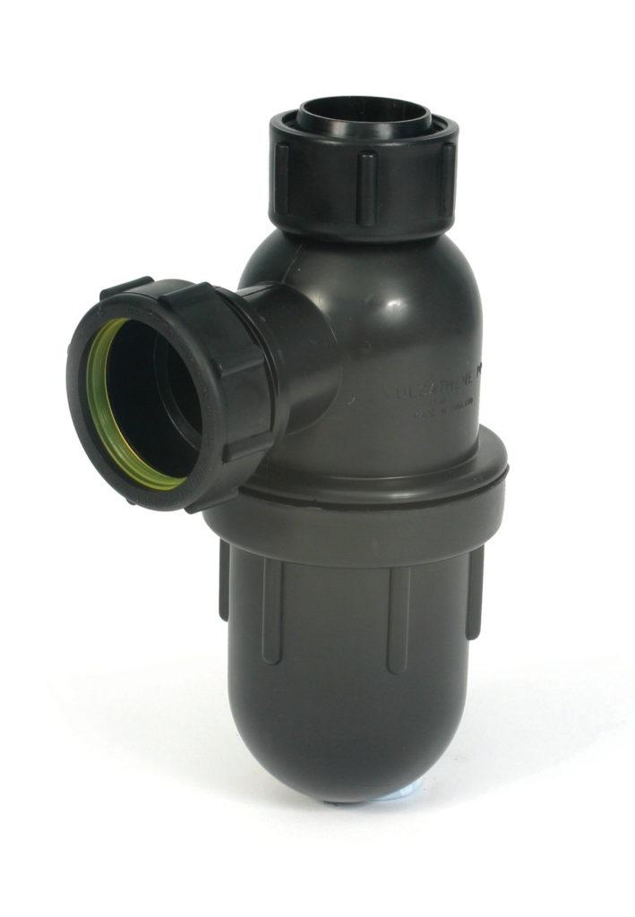 Durapipe Vulcathene Anti Siphon Bottle Trap V1056101