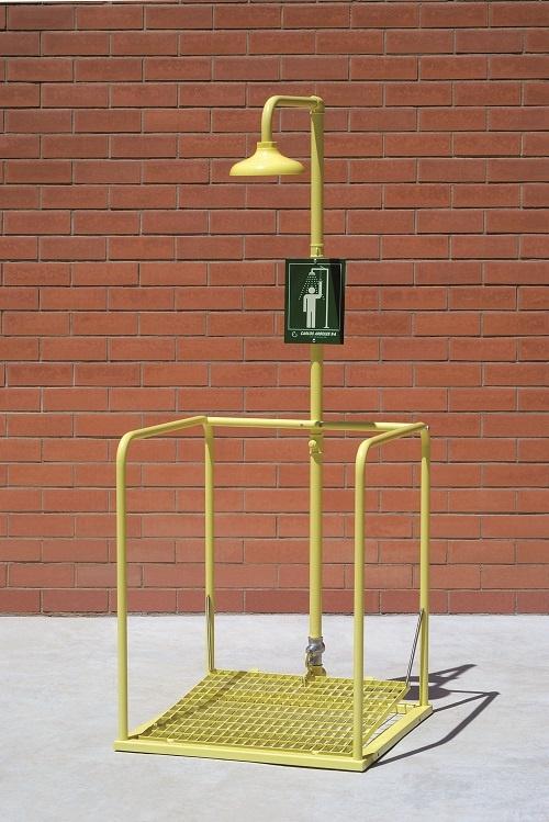 Platform Operated Emergency Drench Shower