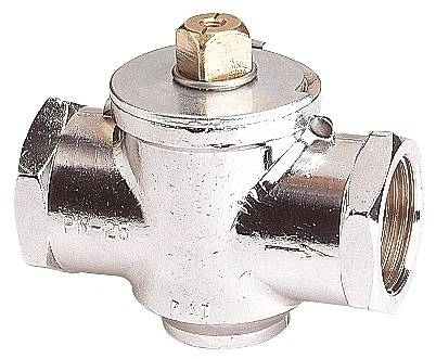 "Arboles UK - 1"" Shower Valve - 190108"