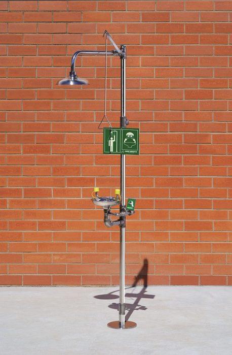 Arboles UK - Emergency Drench Shower - 4220 TI