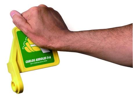 Arboles UK - 190146 - Push Handle