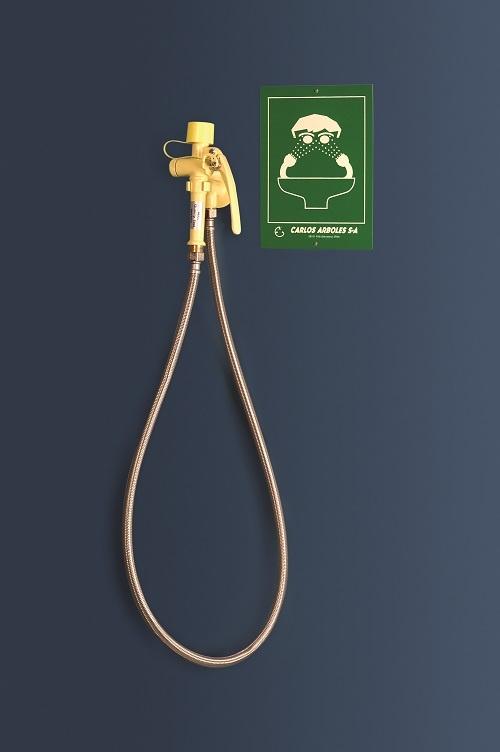Arboles UK - 3100 - Wall Mounted Eye Wash