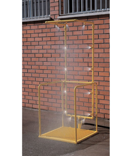 Arboles UK Decontamination Shower 4810 new