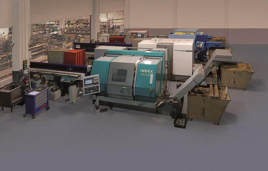 Arboles UK - Manufacturing - CNC Machining Laboratory Taps