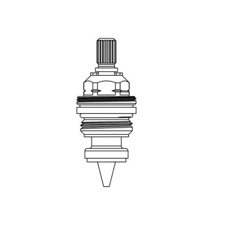 Arboles UK - Needle Valve Headwork - 950152