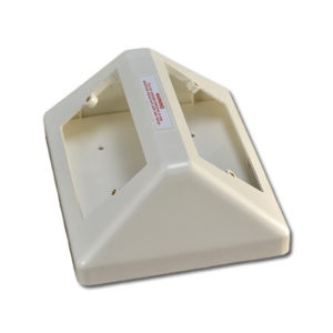 Arboles UK Pedestal Box Double Side 4 Gang DS4W