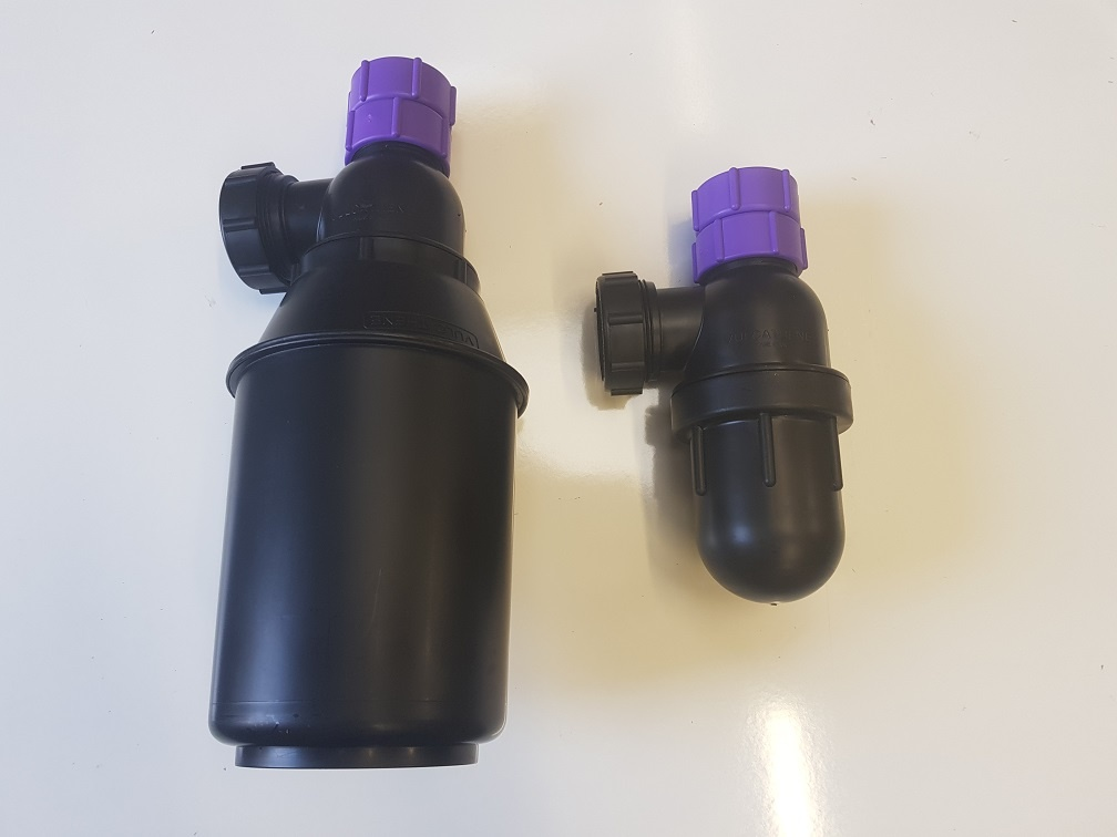 Arboles UK - Vulcathene Traps - New Purple Nut