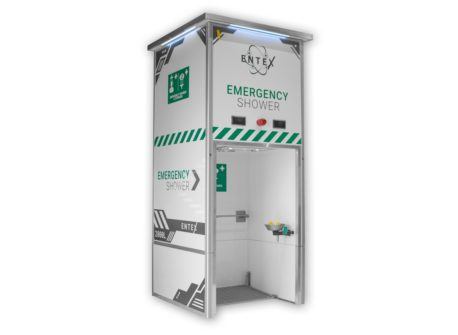 Arboles UK - Tank Fed Emergency Shower