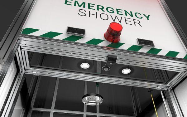 Arboles UK - Tank Fed Drench Shower - Sounder Beacon