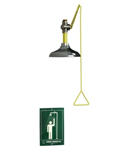 Arboles UK - Ceiling Mounted Emergency Drench Shower