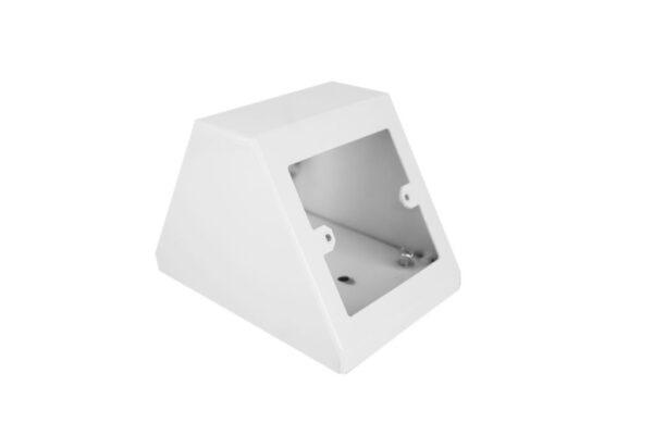 Electrical Pedestal Box - Single Gang Double Side