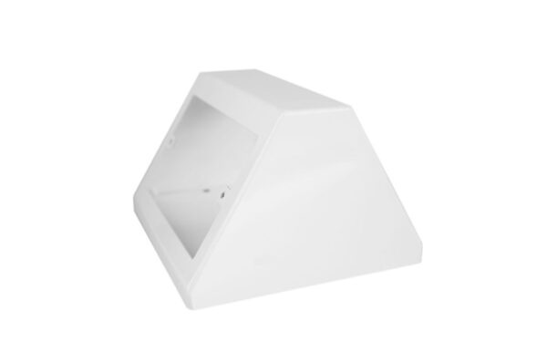 Electrical Pedestal Box - Two Gang Double Side