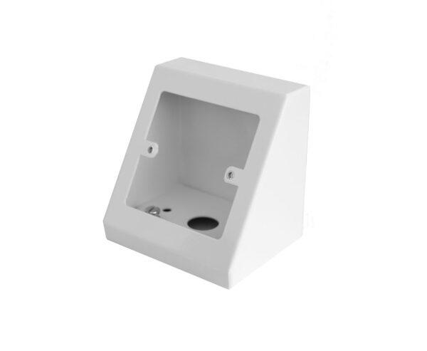 Electrical Pedestal Box - Single Gang Single Side