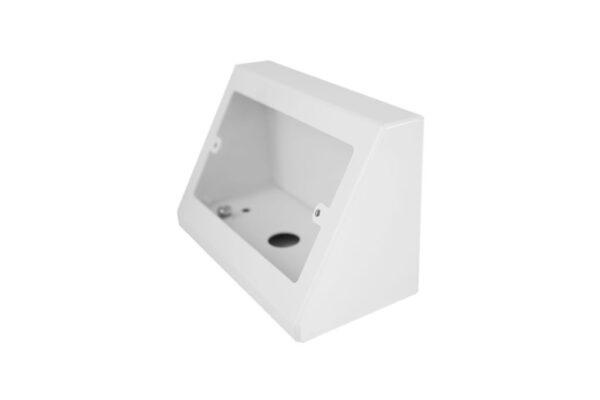 Electrical Pedestal Box - Two Gang Single Side