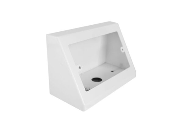 Arboles UK - Pedestal boxes suitable for USB, power and data sockets