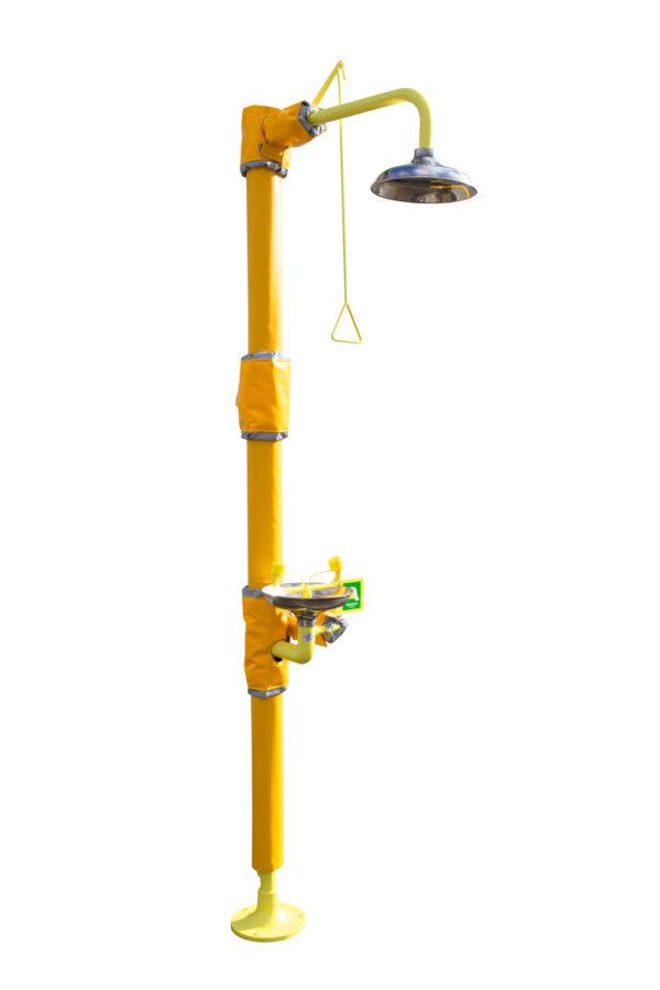 Arboles UK - Outdoor Safety Shower and Eyewash