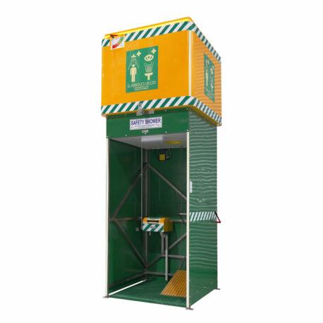 ANSI approved Emergency Shower